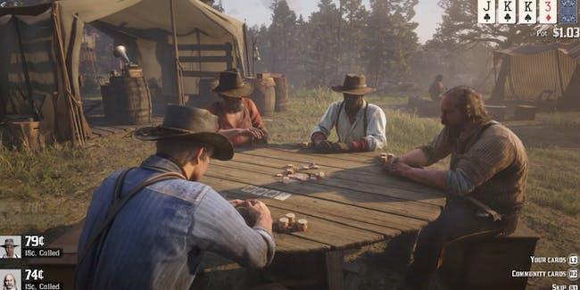 red dead redemption 2 gameplay trailer