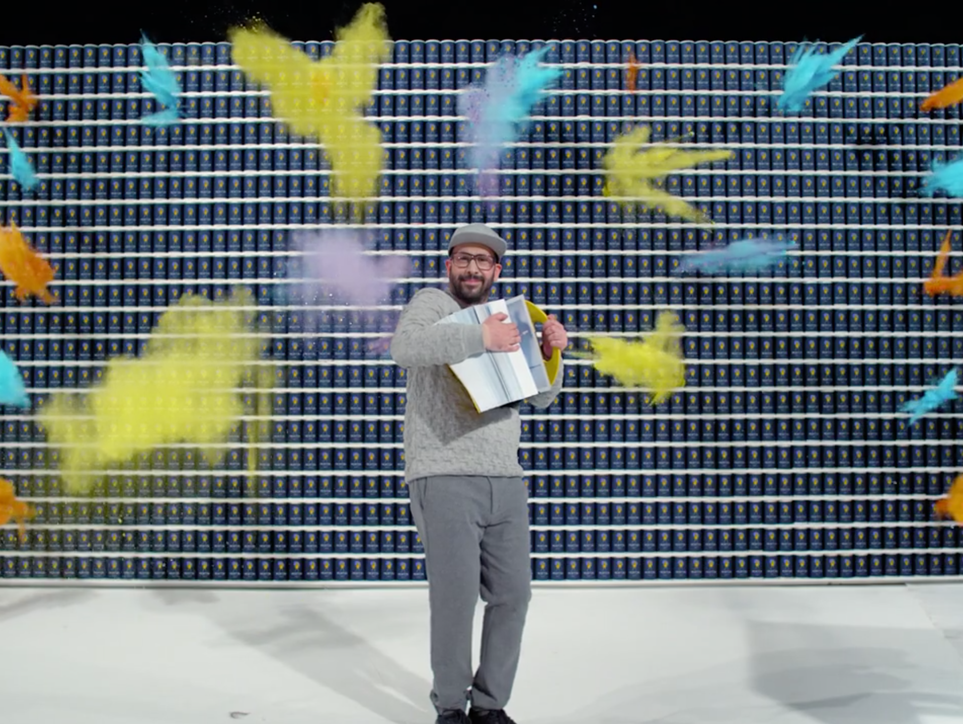 OK Go's New Music Video is 4.2 Seconds of Crazy Slo-Mo Footage