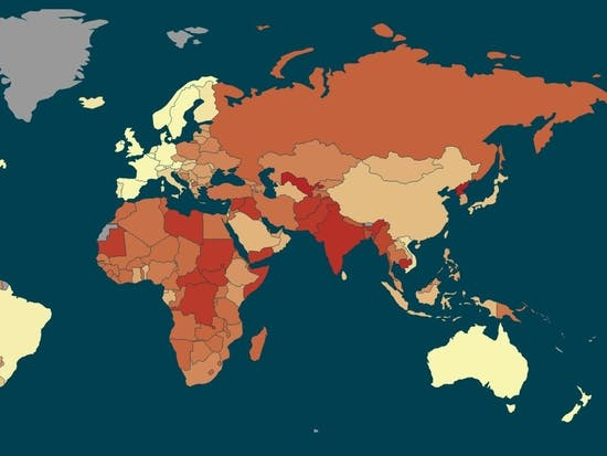 There Are 46 Million Slaves in the World — Here's Where They're Found