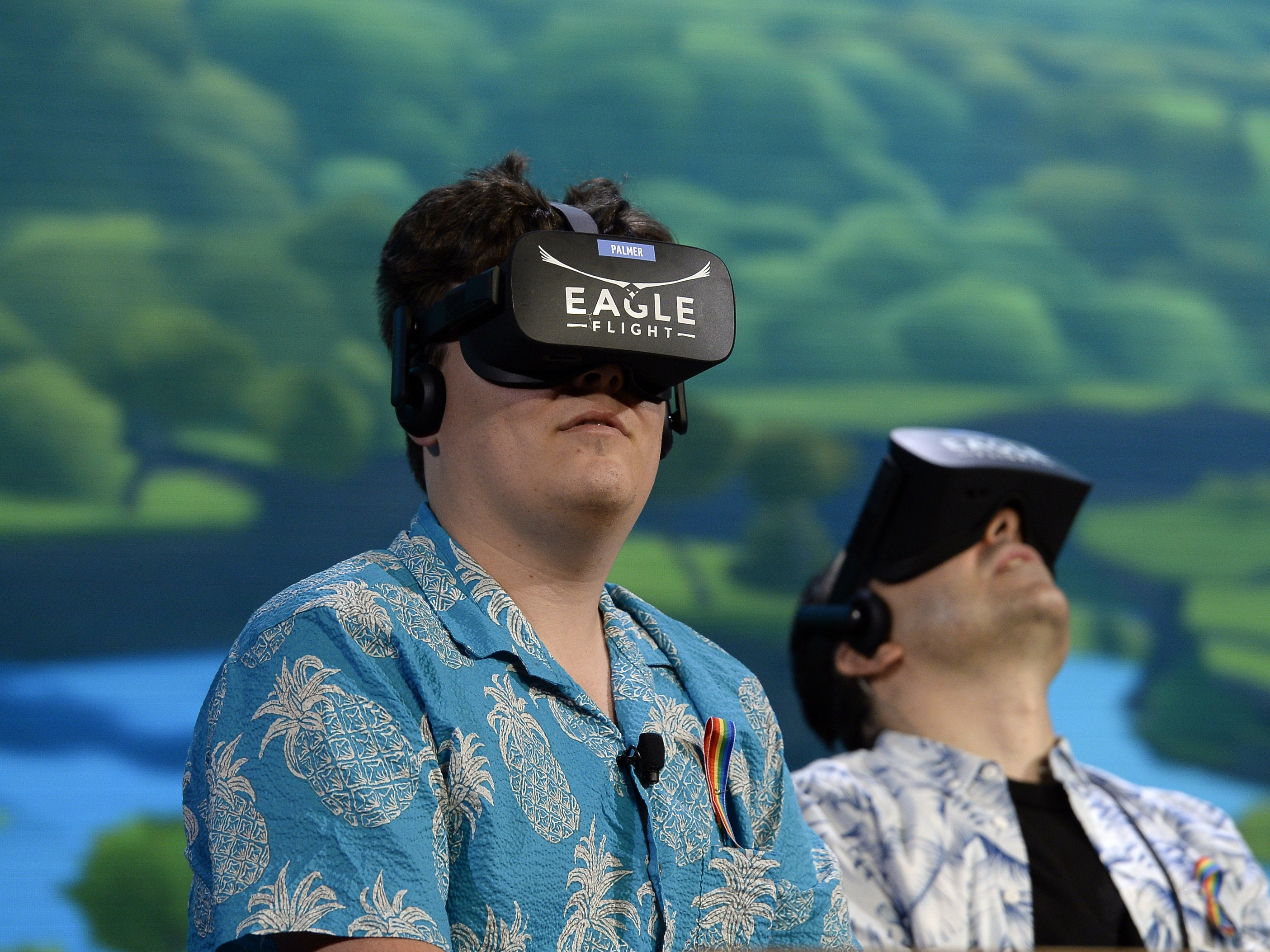 Was Palmer Luckey MIA at Oculus Event Due to Pro-Trump Shitposting?