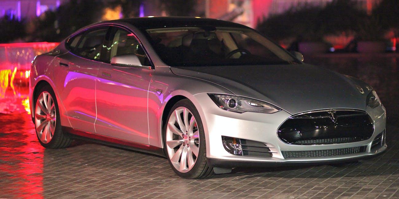 Tesla at TED