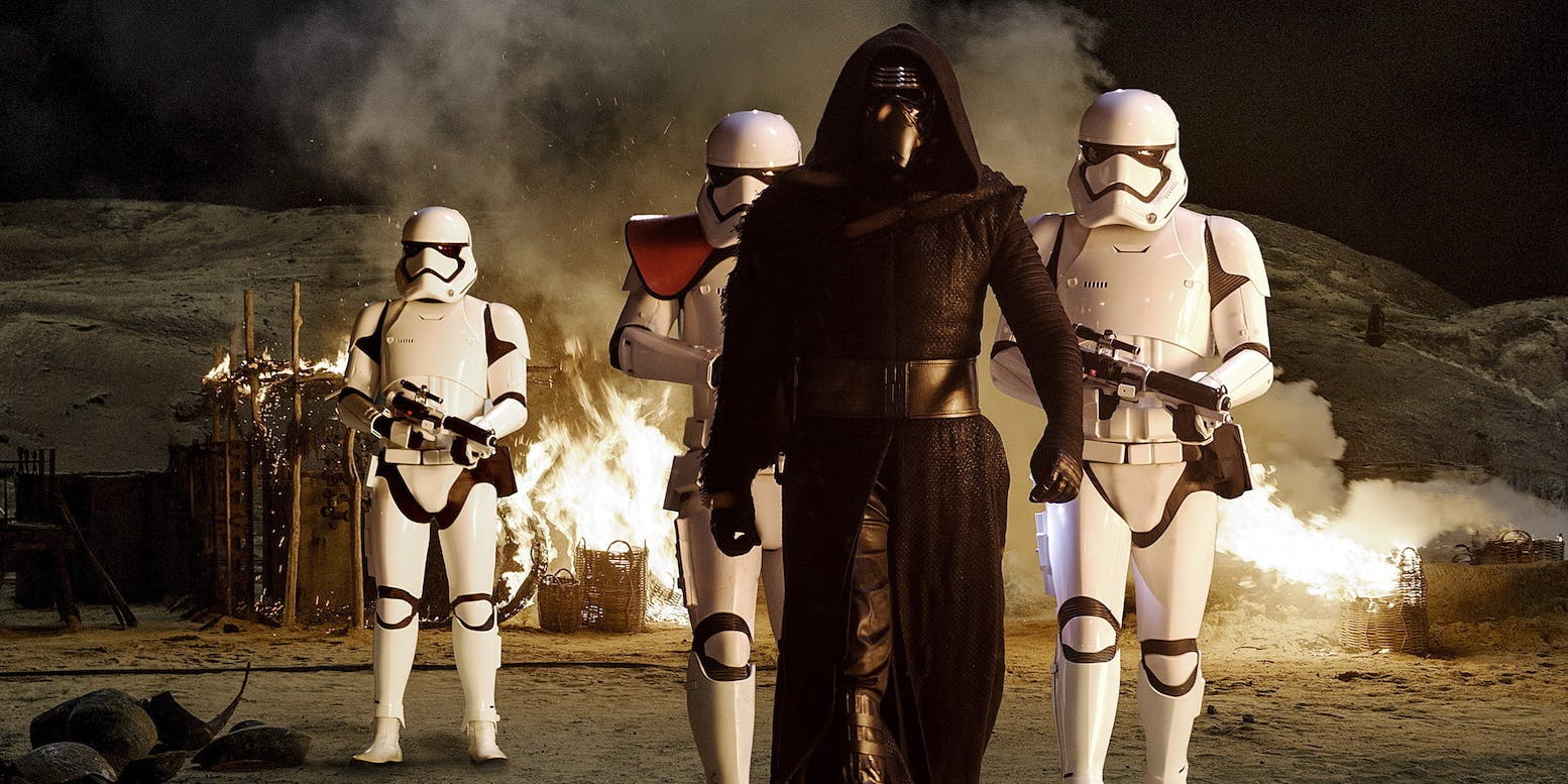 Fans Already Think 'The Force Awakens' is the Best 'Star Wars' Movie Ever
