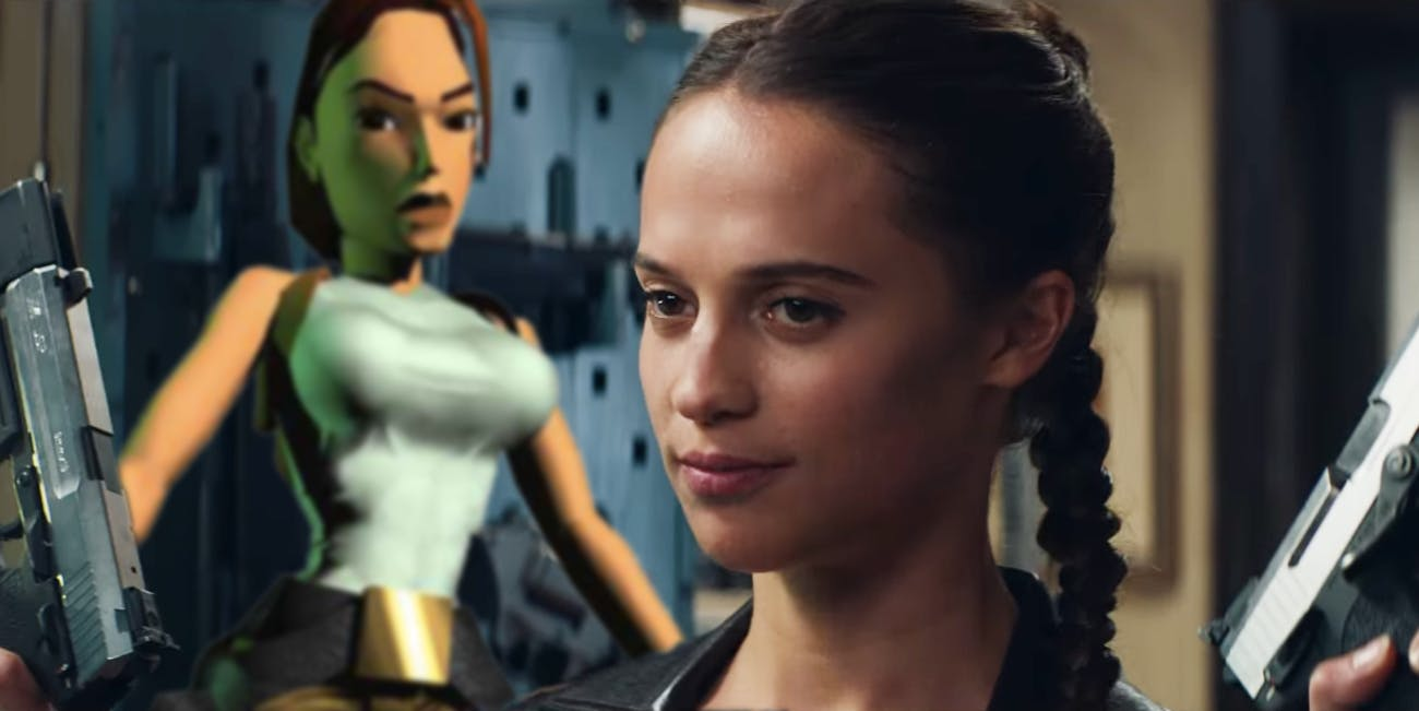 Tomb Raider Alicia Vikander