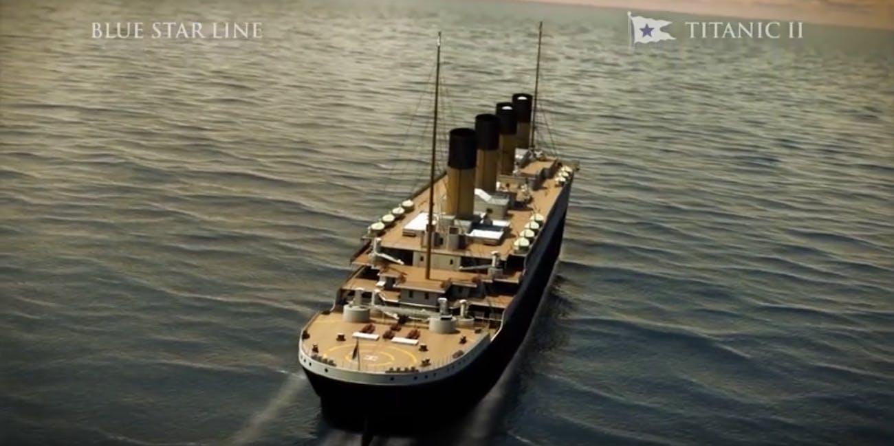 de5edb31 The World Waits for Titanic II, but Should It? | Inverse