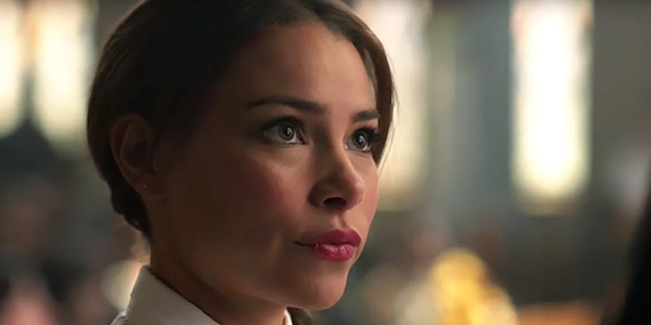 Is she Barry's daughter with Cisco's affinity for meme t-shirts?