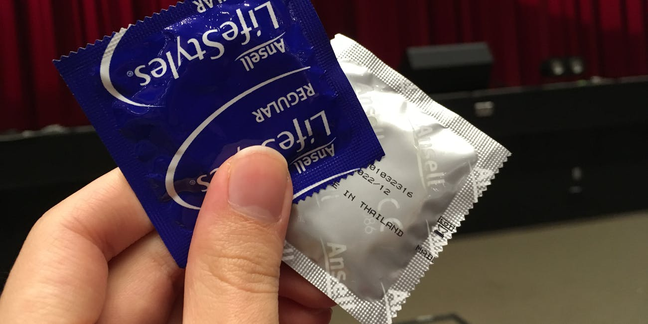 Ansell Condoms at the 2018 UNSW Med Revue