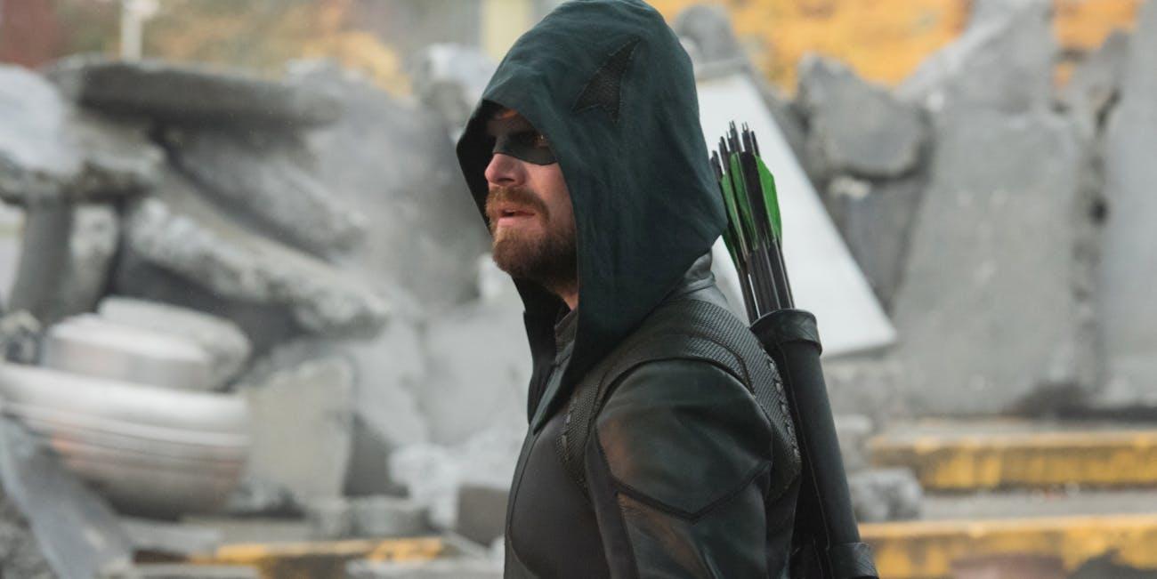 Green Arrow Crisis on Infinite Earths The CW