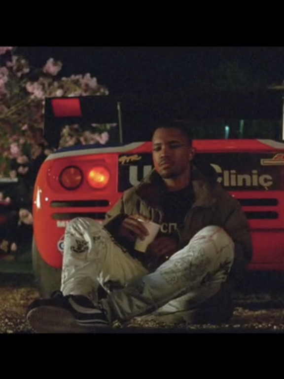 """Watch the Glittery, Political Video for Frank Ocean's """"Nikes"""""""