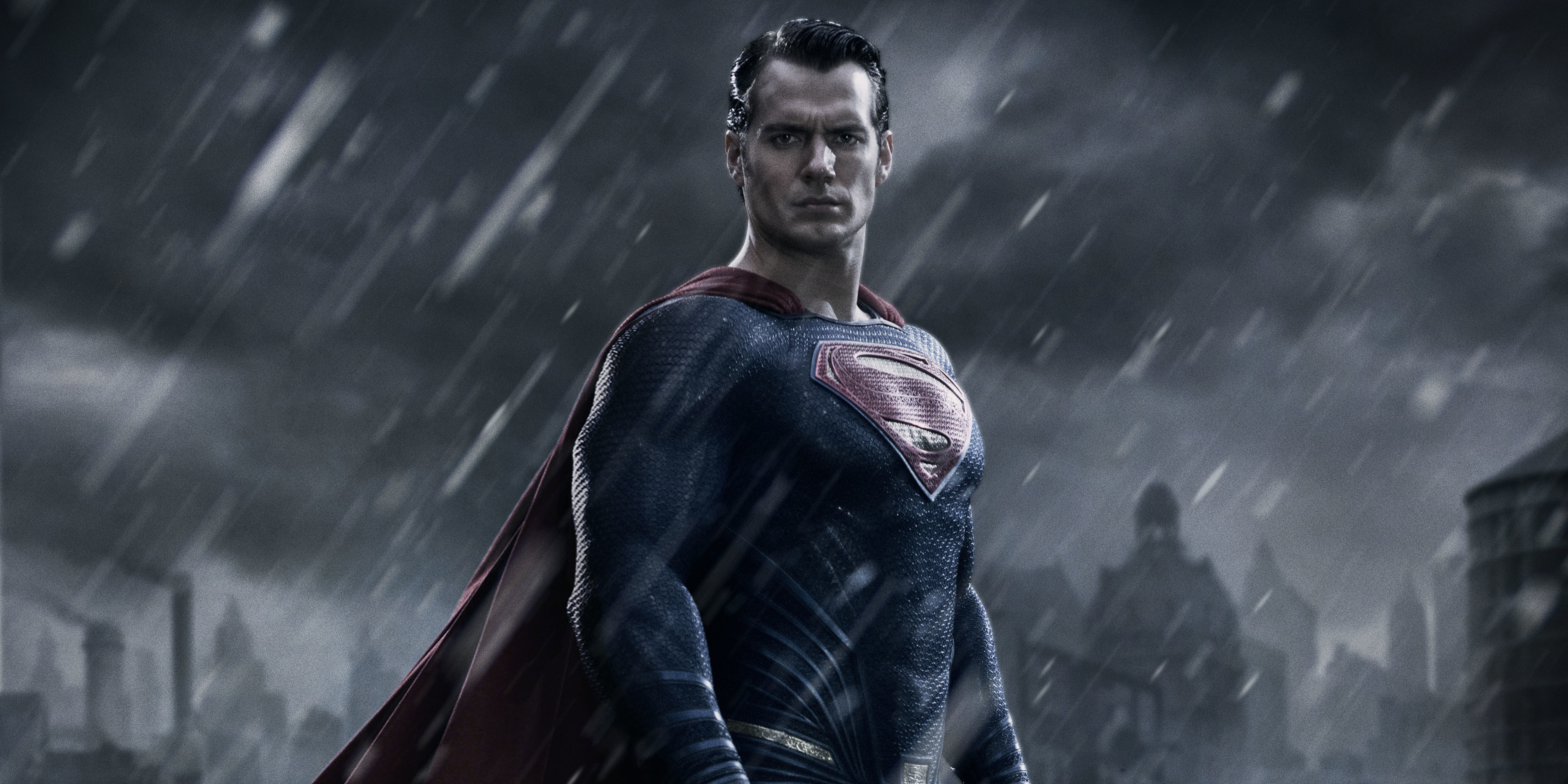 'Batman v. Superman' Rated PG-13 for 'Some Sensuality'