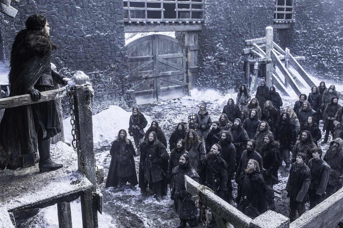 Where Will 'Game of Thrones' Take Jon Snow's Story In Season