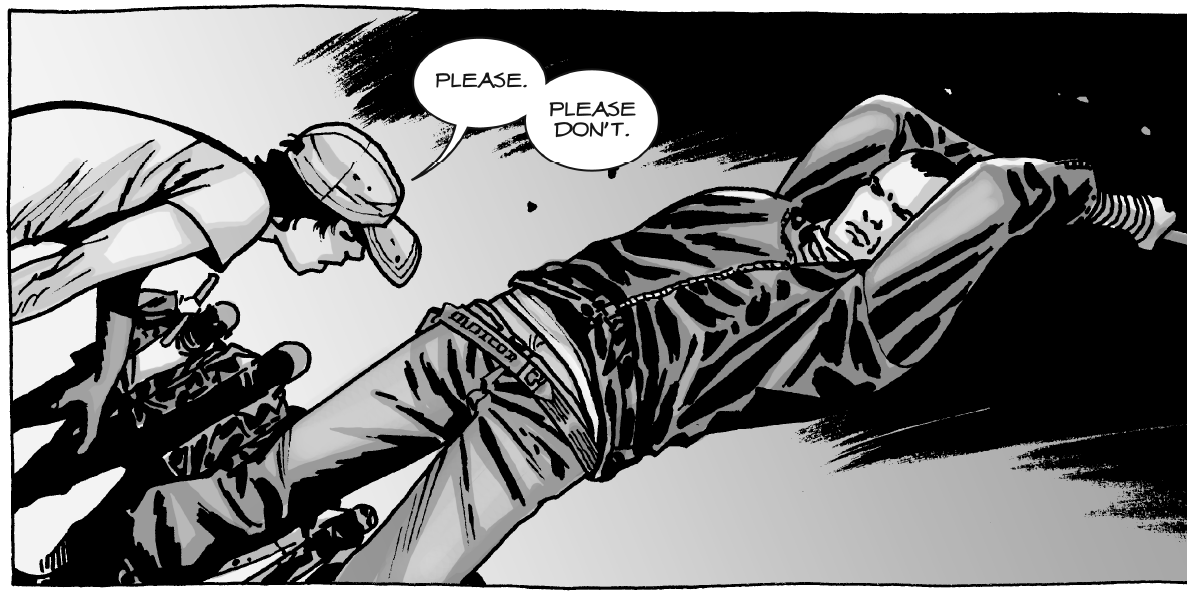 Negan in 'The Walking Dead' TV Show Compared to the Comics
