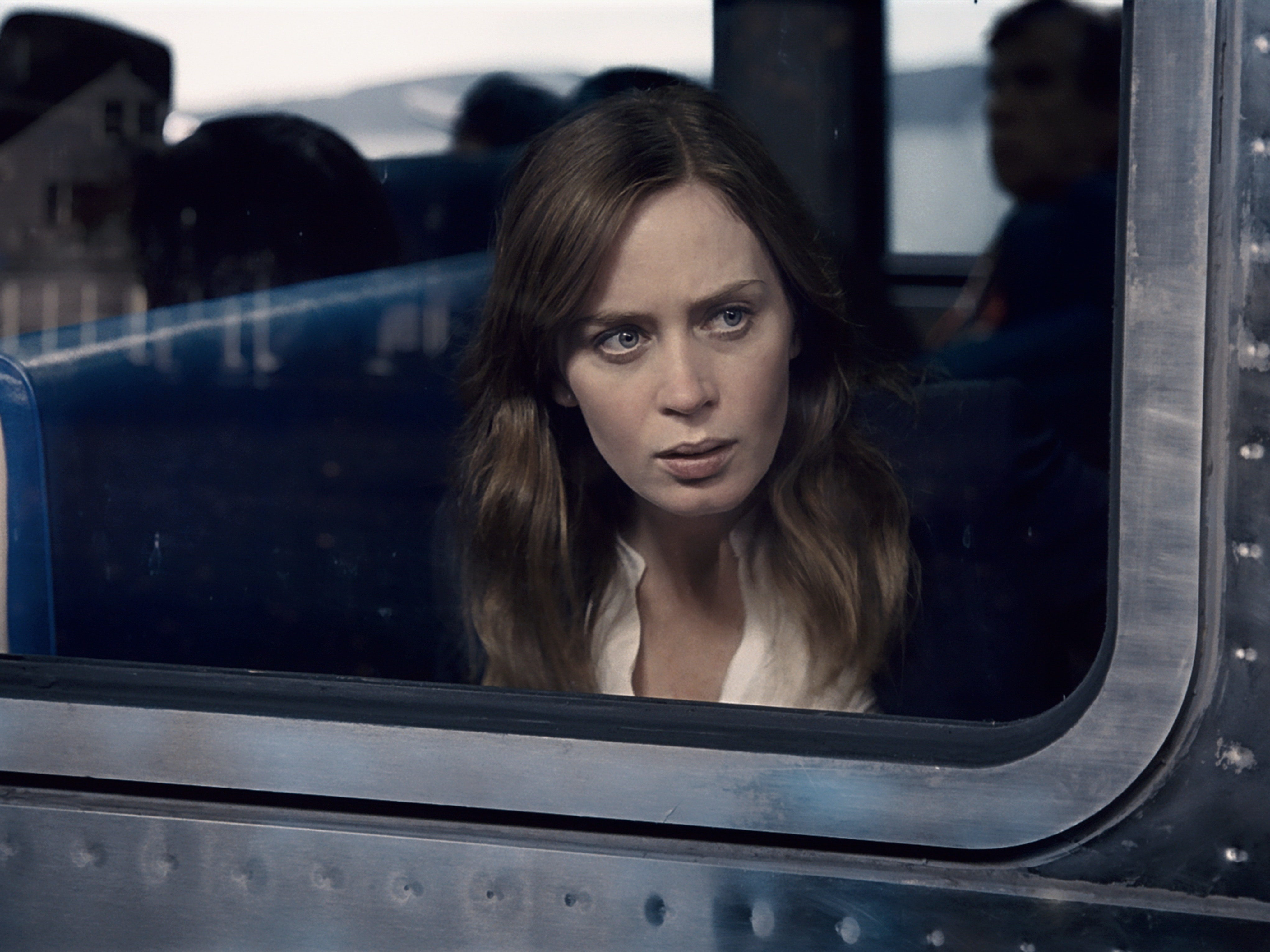 Tate Taylor and Emily Blunt's Scientific Approach to Drunkenness