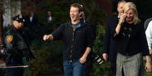 Watch the Moment College Quitter Mark Zuckerberg Got Into Harvard