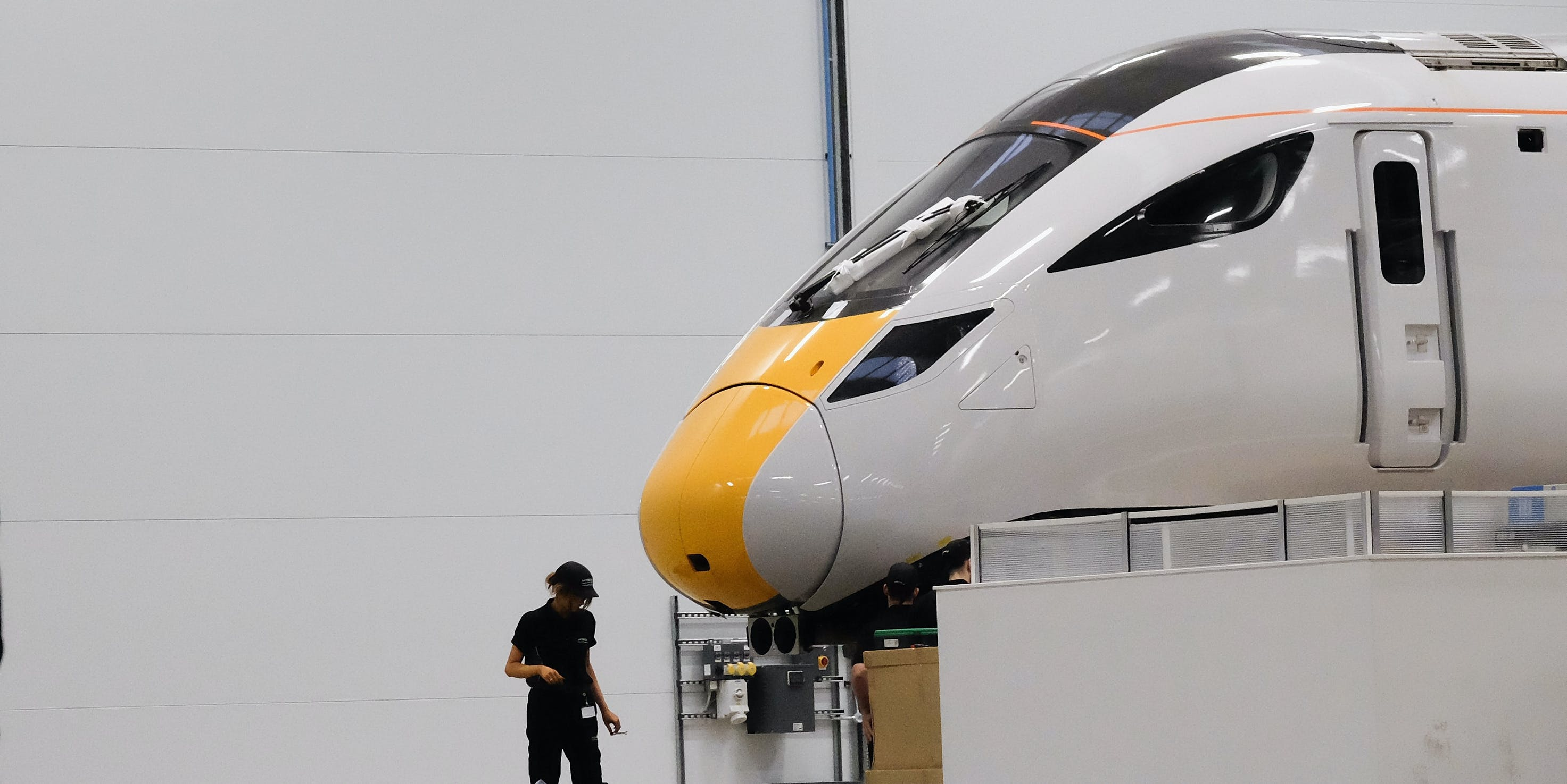 President Trump might be down for a Houston to Dallas Bullet train.