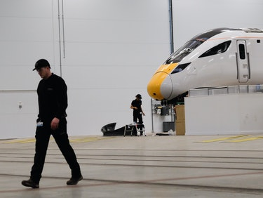President Trump Might Be Down for a Houston-Dallas Bullet Train