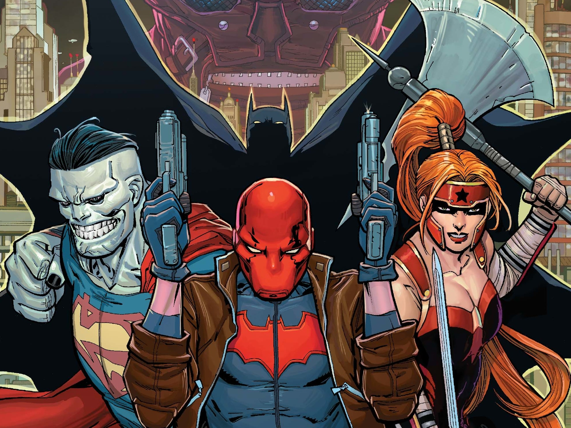 Red Hood Is Finally Maturing Into A Must-Read Character