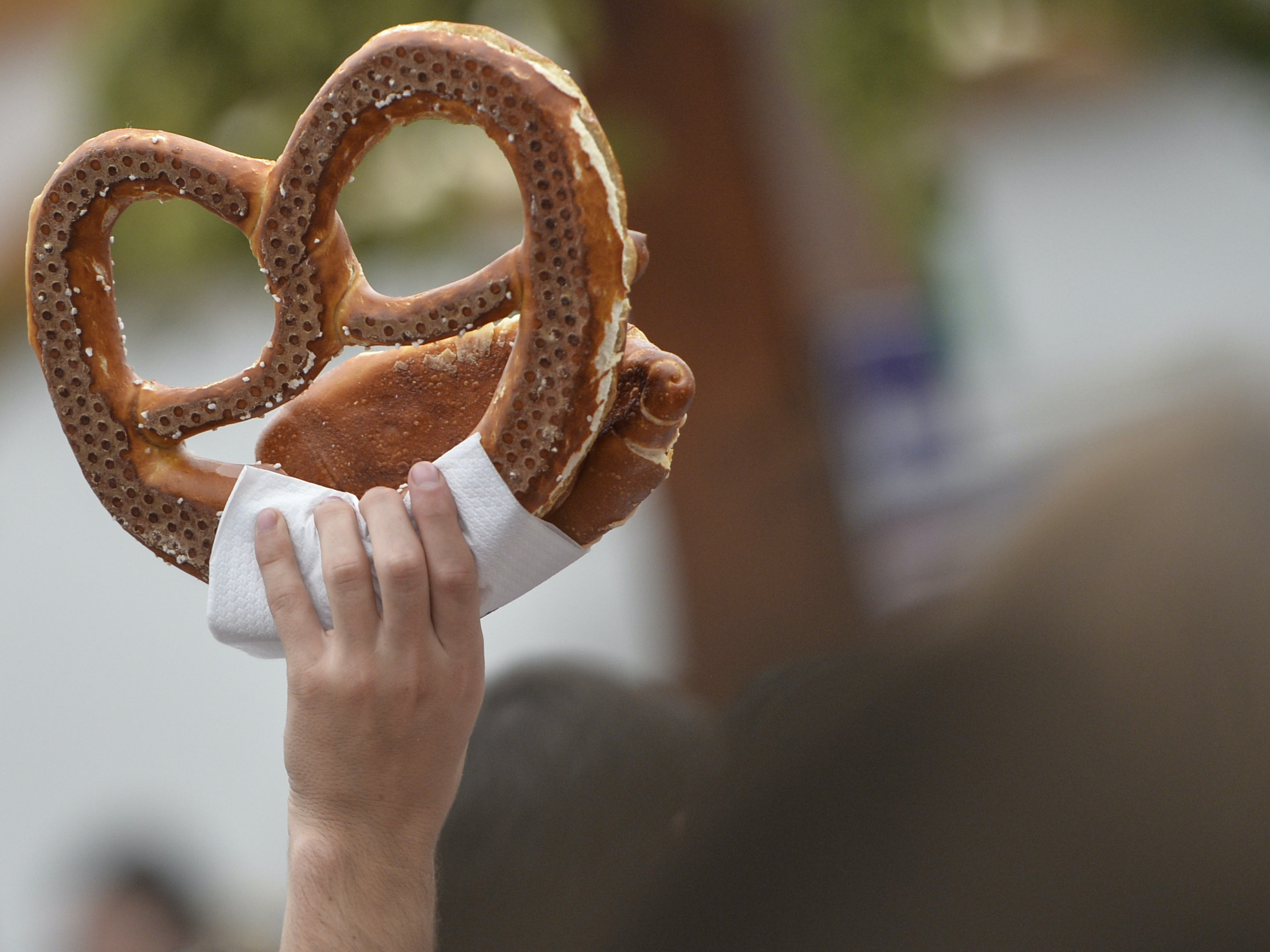 For National Pretzel Day: 8 Great Unsolved Math and Science Brain Twisters