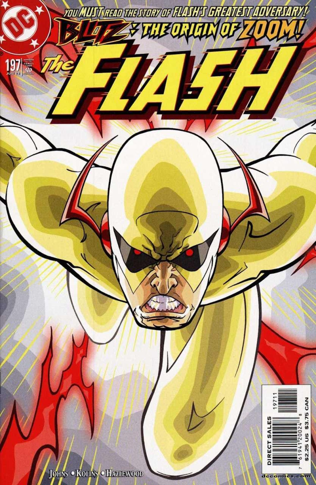 'The Flash' Vol. 2 #197
