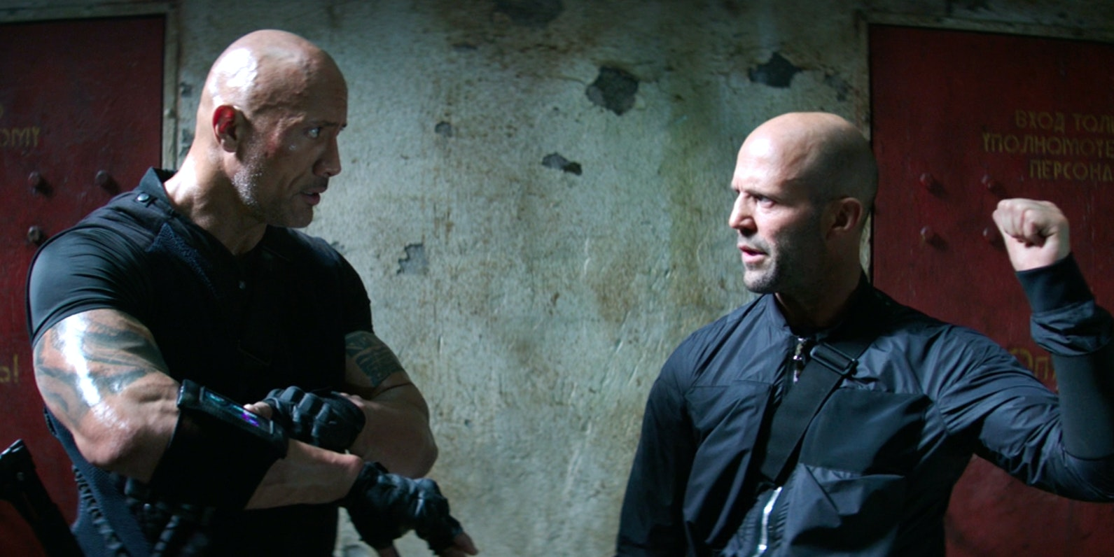 New 'Hobbs & Shaw' Trailer Is Still About a Fast and Furious Family