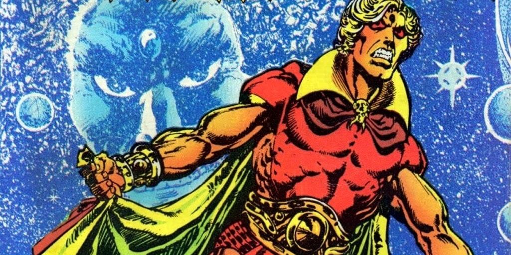 Guardians of the Galaxy Adam Warlock