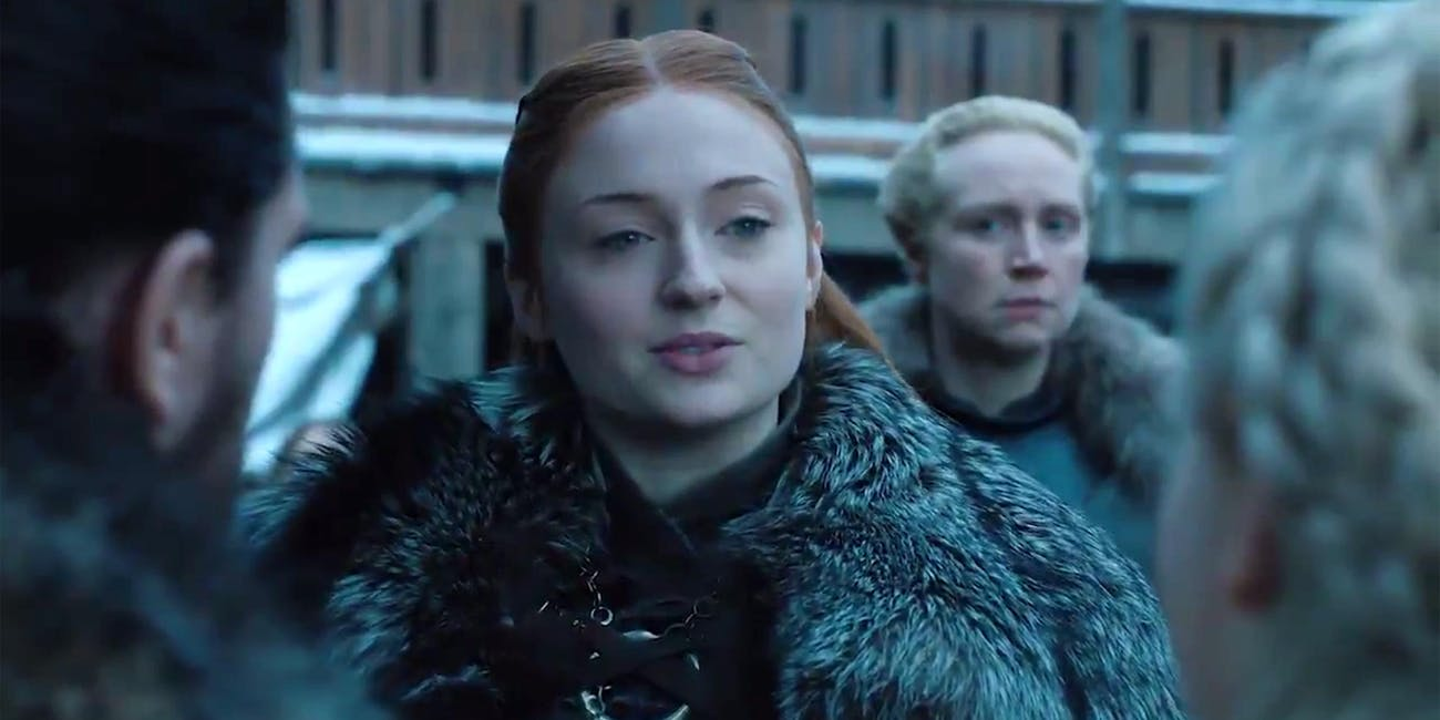Game of Thrones Sansa Season 8