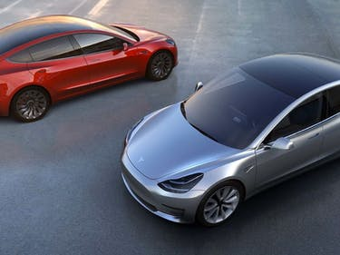 Tesla's Gigafactory is Branching Out From Batteries to Model 3 Motors