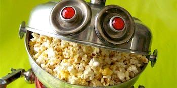 popcorn robot