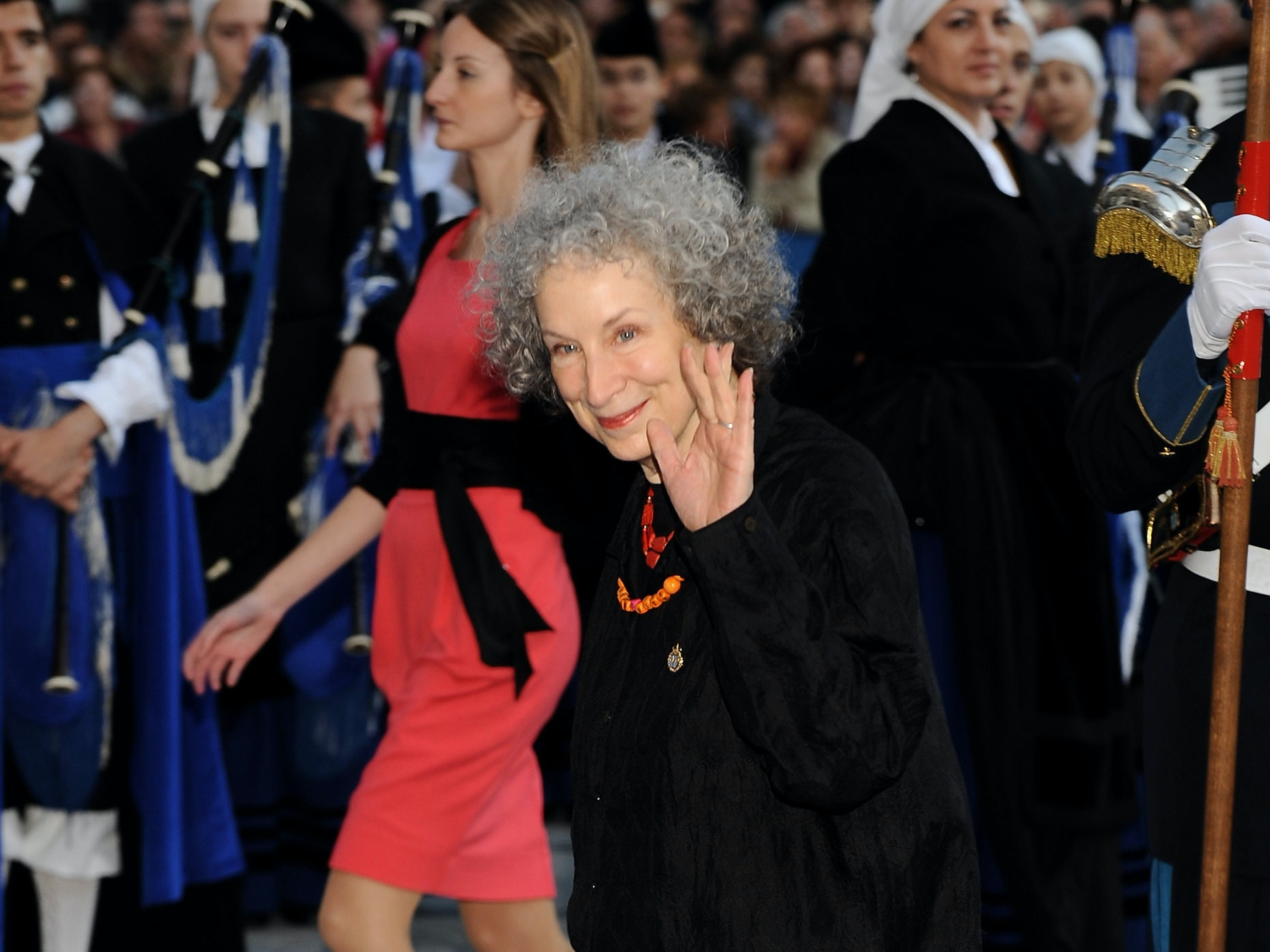 Why It's Never Been a Better Time for Margaret Atwood to Light Up TV