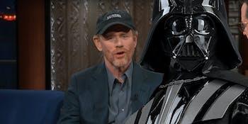 Star Wars Ron Howard Solo