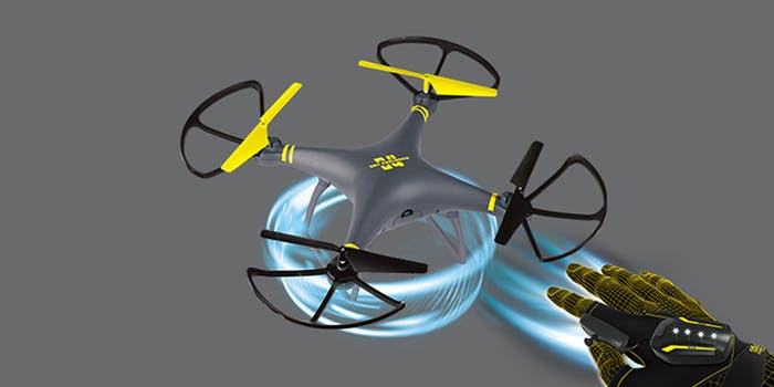 Force Flyers Explorer Motion-Control Camera Drone