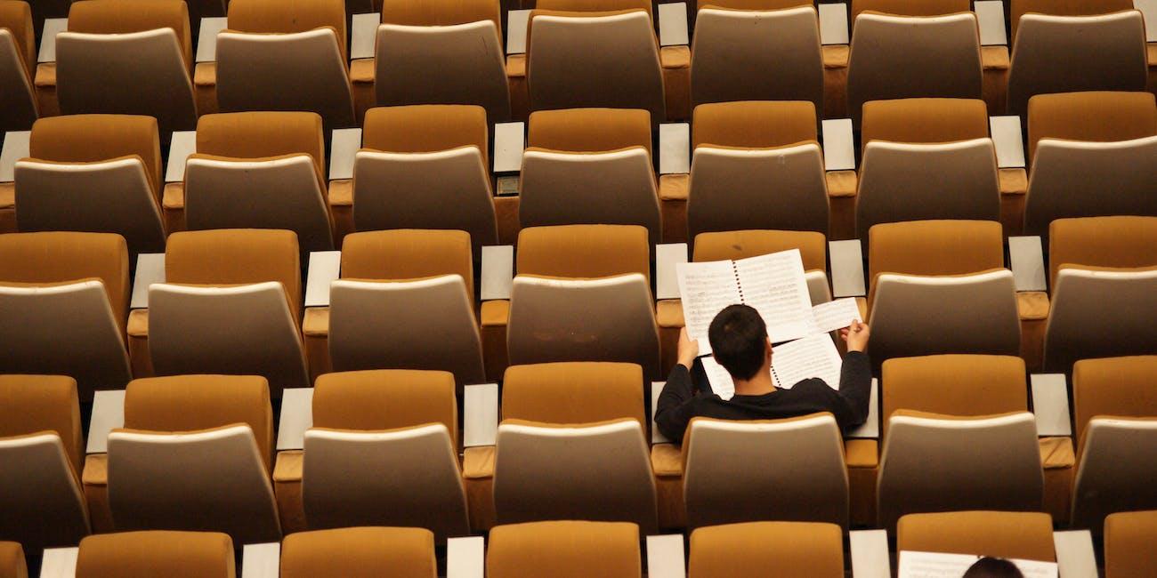 SATs classroom