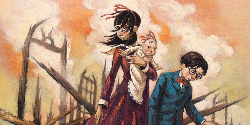 Every Secret Reference in 'A Series of Unfortunate Events'