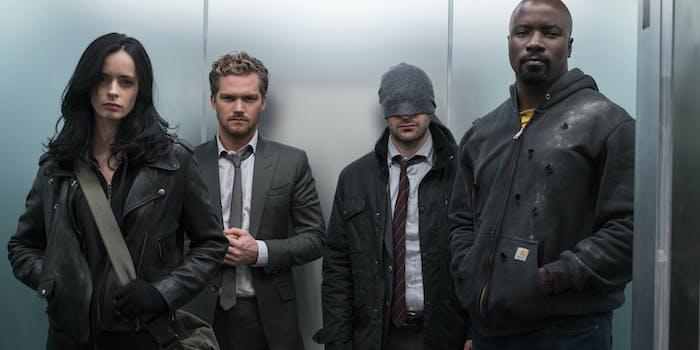 The Defenders Punisher Netflix