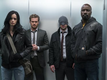 The Defenders Punisher Netflix