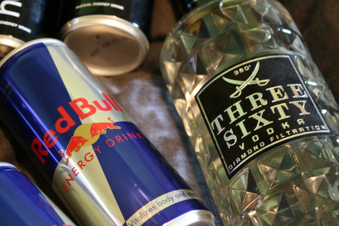 Taurine in Boozy Energy Drinks Makes the Bad Parts of Alcohol Worse