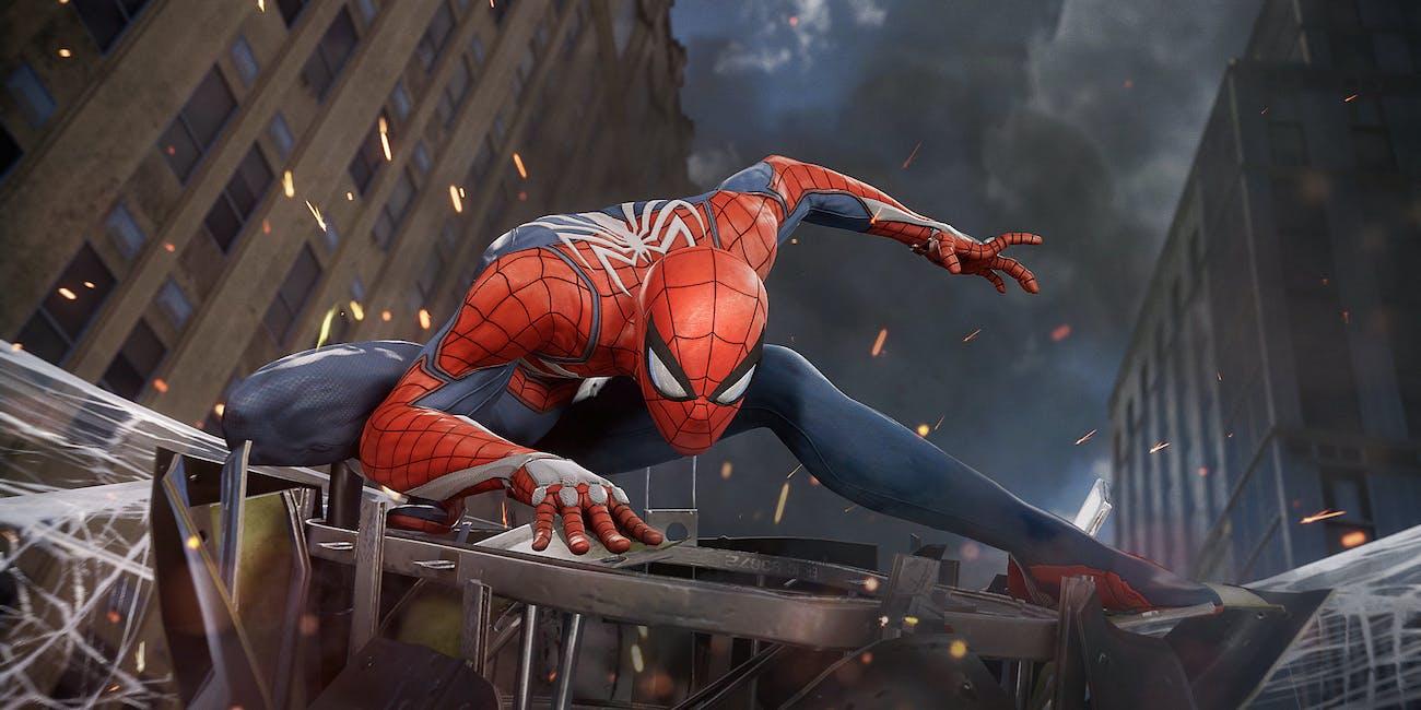 Spider-Man Marvel Sony