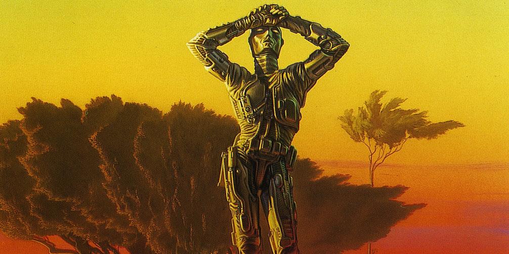 Homo Deus - Magazine cover