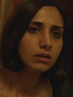 Narges Rashidi in Babak Anvari's 'Under the Shadow'