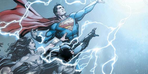 DC Comics Rebirth #1