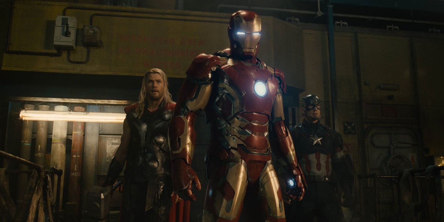 "Disney Refuses to Make 'The Avengers' Say ""Fuck"""