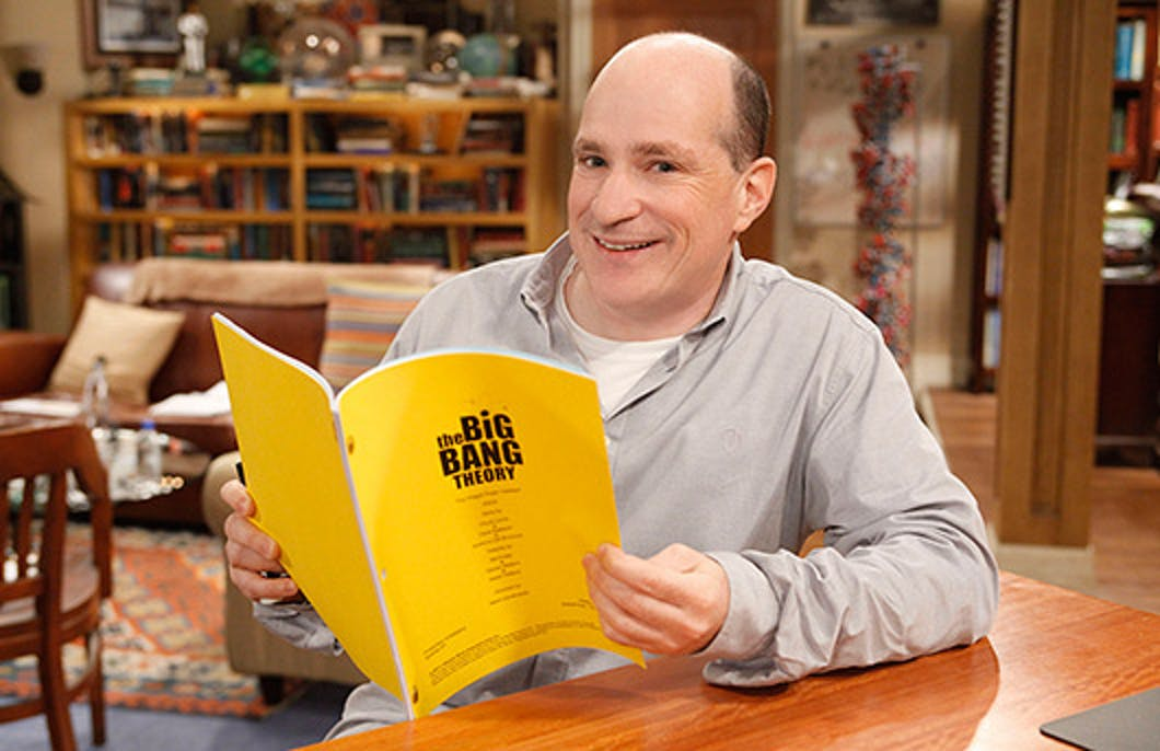 David Saltzberg Big Bang Theory