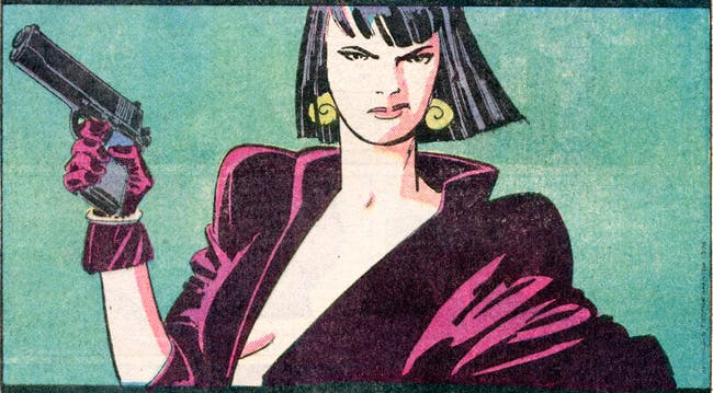 Dakota North has many similarities to Jessica Jones, and she works in the same circles as her superpowered counterpart.