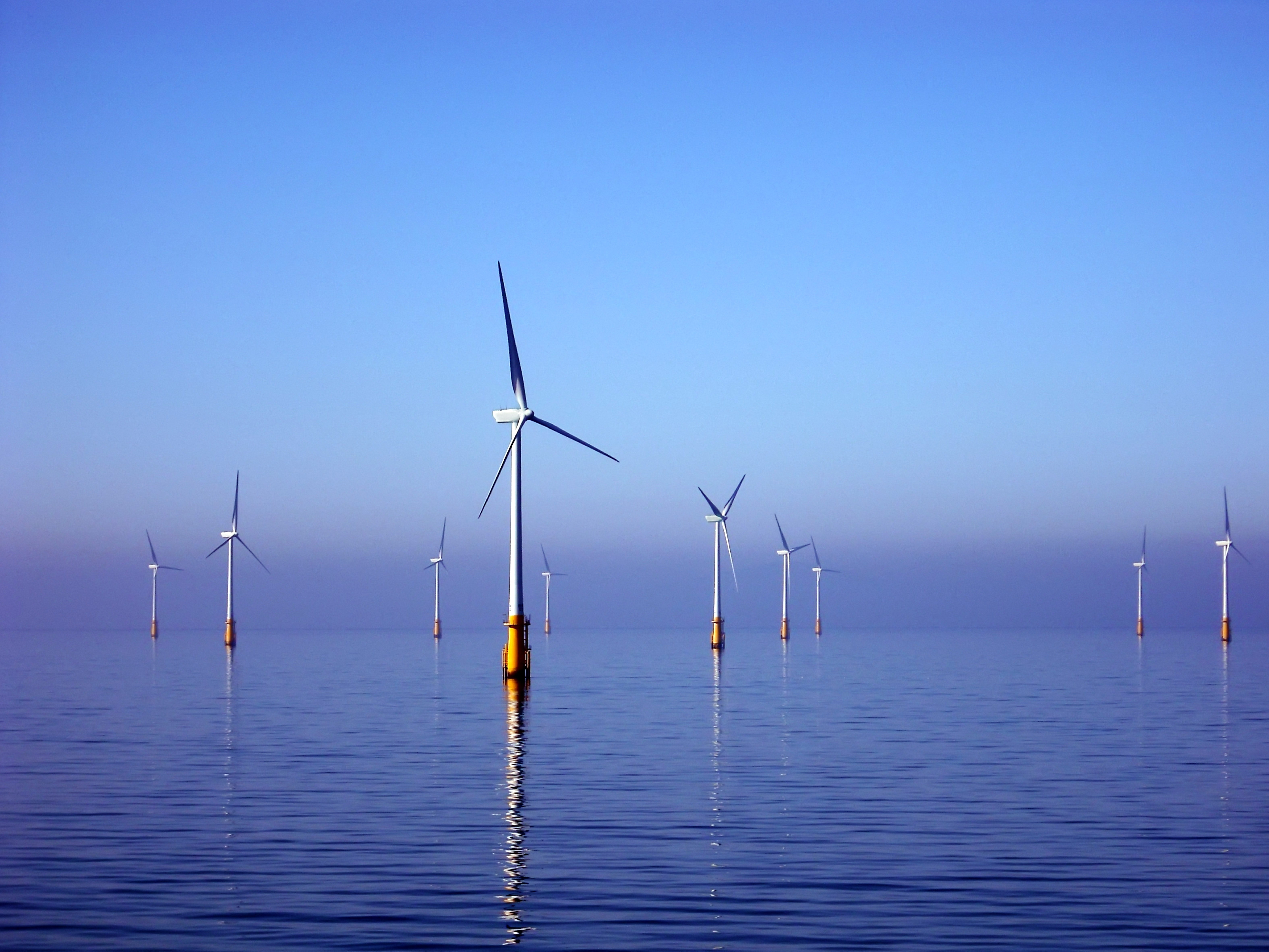 America's First Offshore Wind Farm Nears Completion