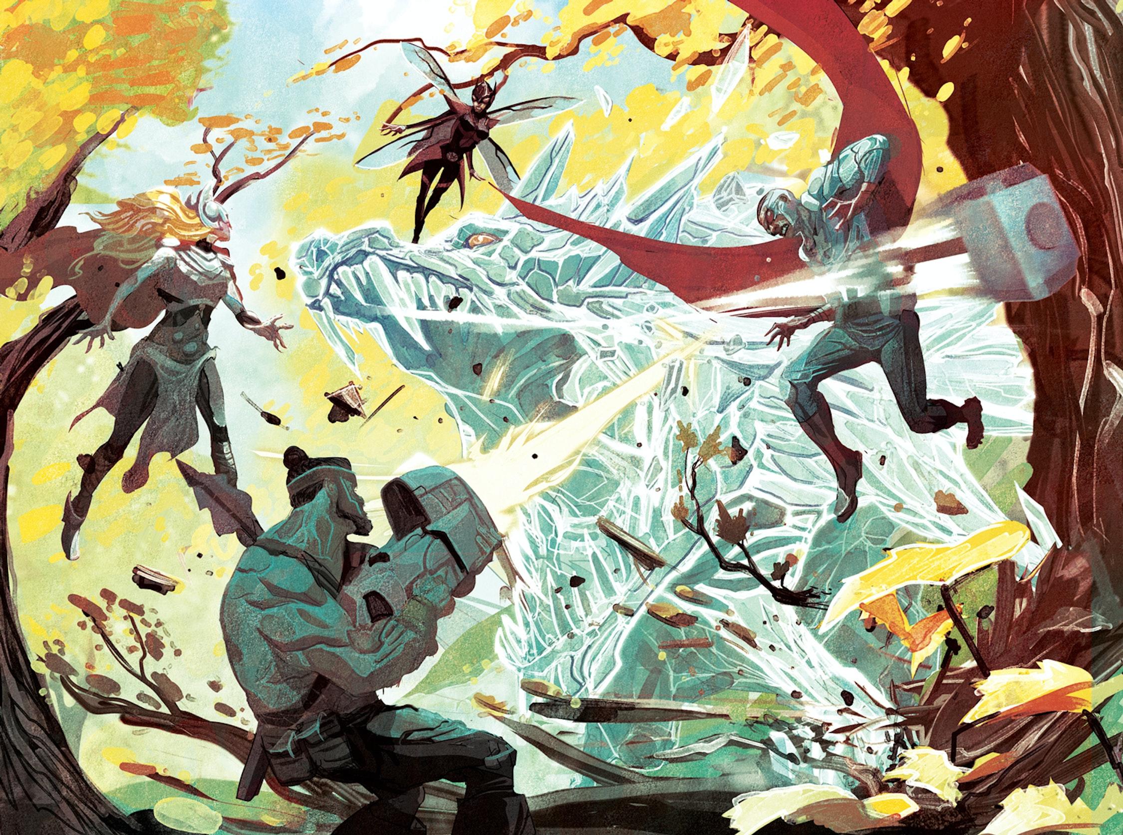 Marvel NOW! Avengers