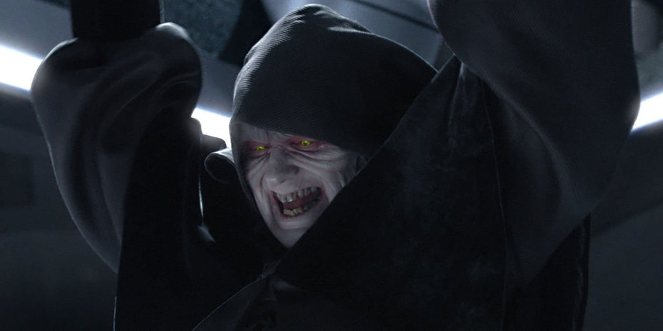 Star Wars the Rise of Skywalker Palpatine Snoke