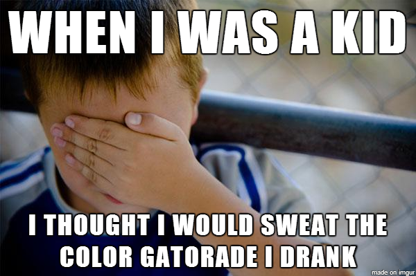 memepng why you don't want to sweat like a gatorade ad inverse