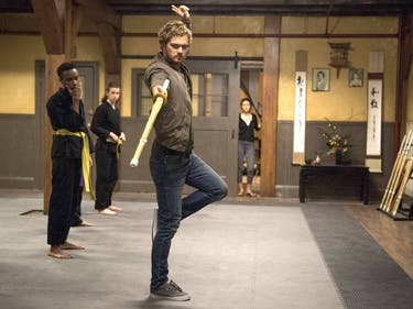 What Exactly Is the Iron Fist and What Can He Do?