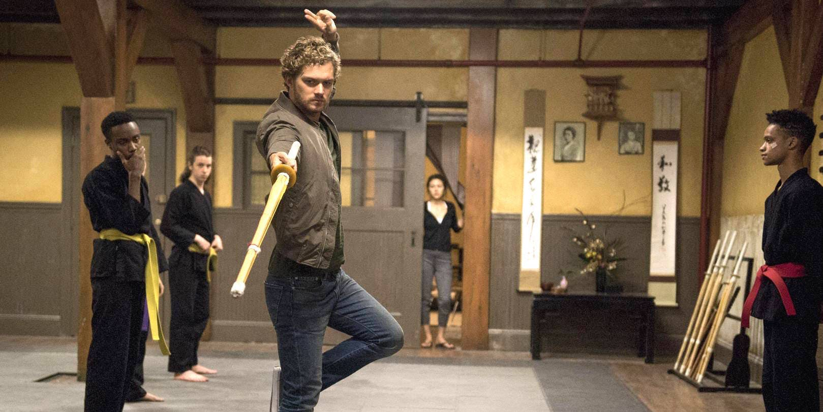 Danny Rand in Marvel's Iron Fist
