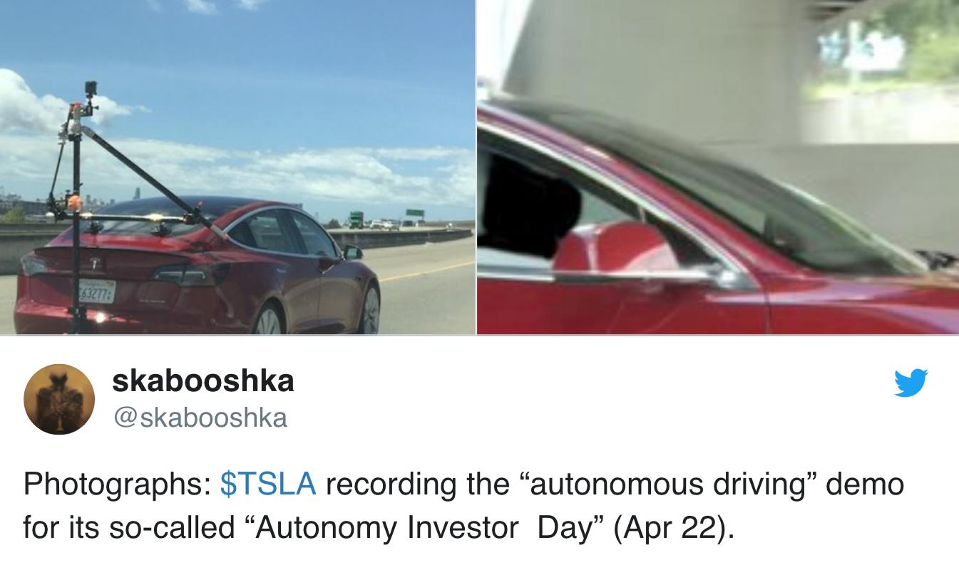 Tesla Autonomy Day: Alleged Sabotage Attempt Leads to Restraining Order