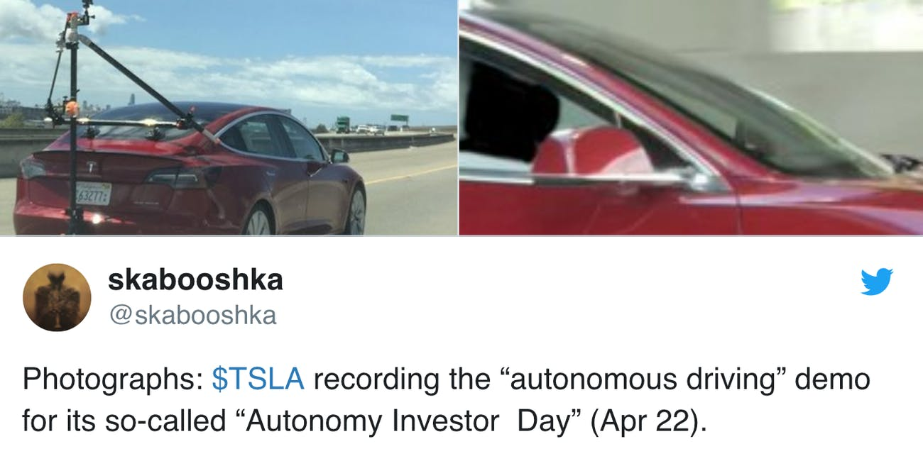 Tesla Autonomy Day: Alleged Sabotage Attempt Leads to Restraining